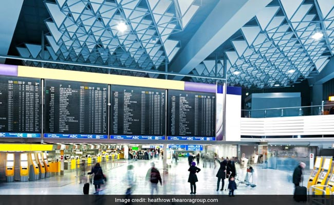 heathrow airport arora group website
