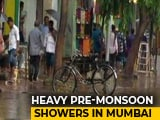 Video : Rain Hits Mumbai Flights; Navy Men In Parts Of City To Help, If Needed