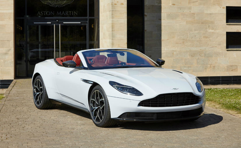 Aston Martin Reveals Two Special DB11s