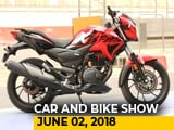 Video: The Car And Bike Show: Hero Xtreme 200R, Audi A6