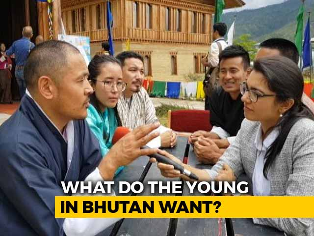 Video : Bhutan Elections: What Do Young Voters Think?