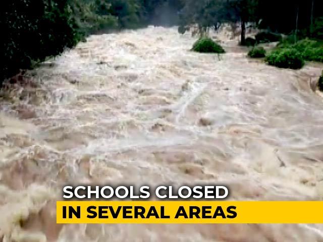 Video : Heavy Rain Kills 22 In Kerala, Red Alert For Idukki Reservoir