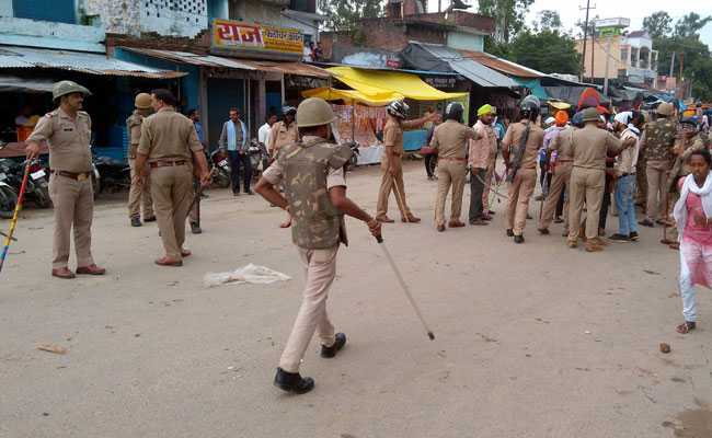 Mob Beats Man To Death In Uttar Pradesh As Police Look On: Reports