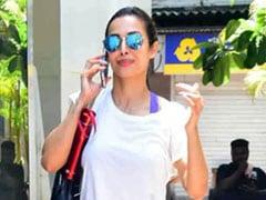 How To Pep Up Your Workout Gear Like Malaika Arora