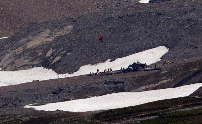 Atleast 20 Feared Dead After World War Vintage Plane Crash In Switzerland