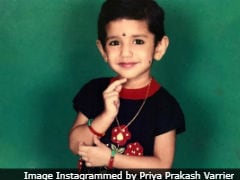 Priya Prakash Varrier's Throwback Pic Reveals Her 'Strong Posing Game' And How