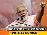 Video : PM Modi To Begin 2-Day Uttar Pradesh Tour Today