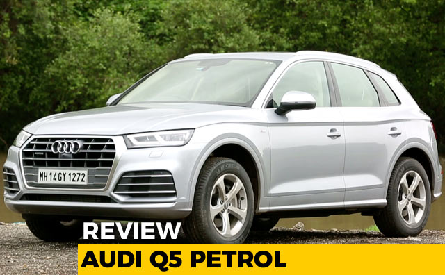 Video : Audi Q5 Petrol Review