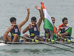 Asian Games 2018: Rowers Join India's Medal Party With A Gold, 2 Bronze Medals On Day 6