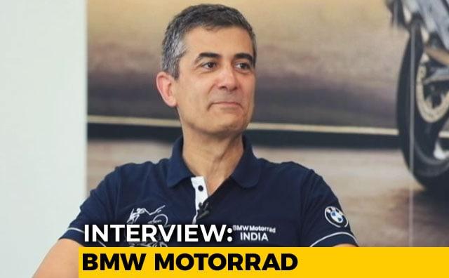Video : Interview: BMW Motorrad Sr. Management