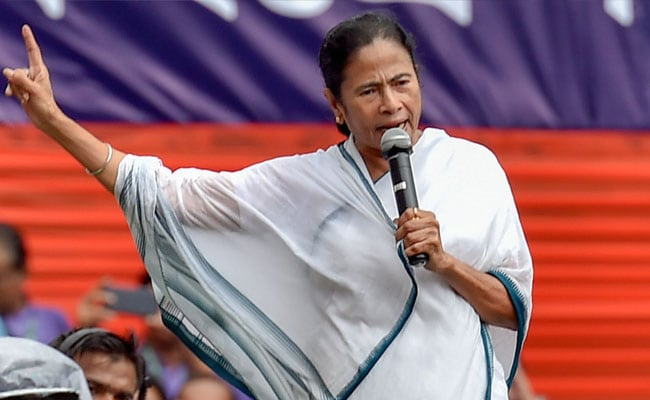Mamata Banerjee Accuses Centre Of Not Releasing 2,500-Crore Under MNREGA