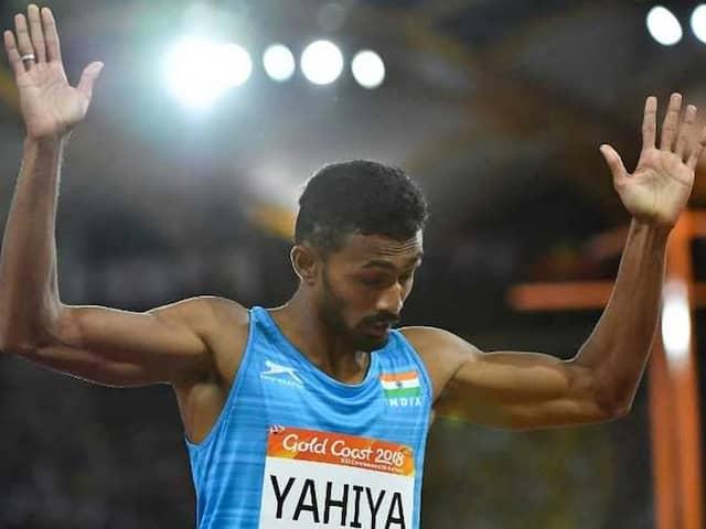Sprinter Muhammed Anas Sets New National Record