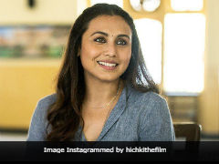 Rani Mukerji's <i>Hichki</i> China-Bound, Will Be Screened At Shanghai Film Fest