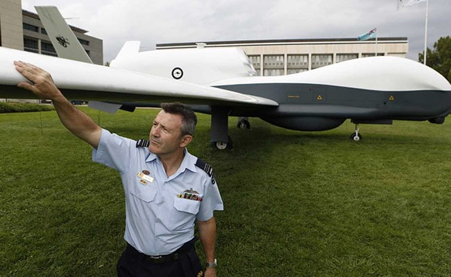 Australia Buys High-Tech Drones To Monitor South China Sea, Pacific