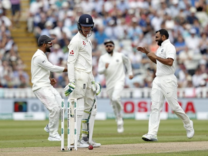 India vs England: Watch: How Mohammed Shami Get Wicket Of Keaton Jennings