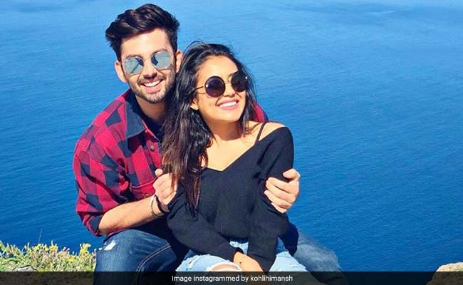 Neha Kakkar And Himansh Kohli Made Up On Instagram With Loved Notes