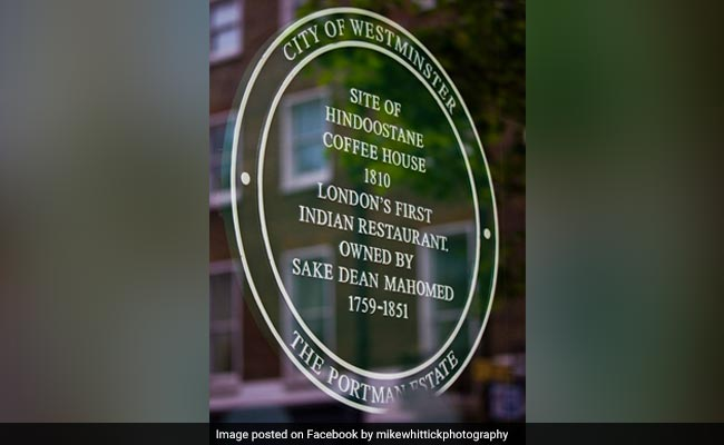 Rare Menu From Britain's First Indian Restaurant Sold For Over $11,000