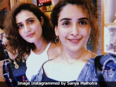 Fatima Sana Shaikh And Sanya Malhotra Share Postcard-Worthy Pics From China