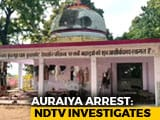 Video : As Cops Probe UP Priests' Murder, Questions Over Cow Slaughter Motive