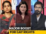 """Video: """"Centre Won't Take Stand On 377"""": Parties Let India Down On Legalising Gay Sex?"""