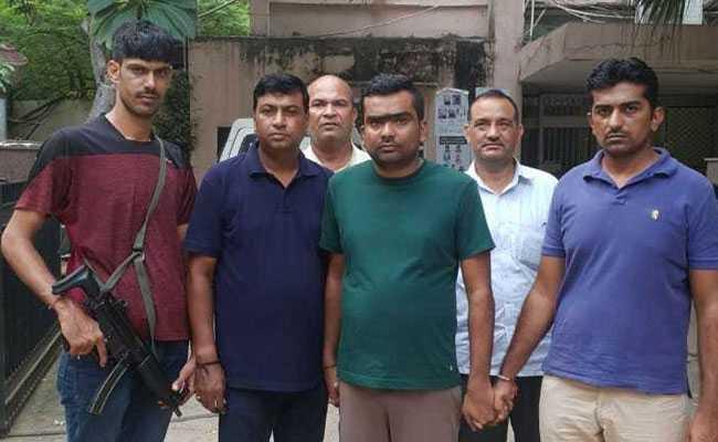 बिहार के डॉन को कोर्ट में भून डालने वाला गैंगस्टर दिल्ली में पकड़ा गया