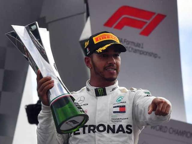 Lewis Hamilton Wins Italian Grand Prix As Ferrari Flounder