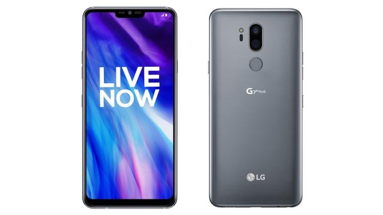 LG G7+ ThinQ भारत में लॉन्च, स्नैपड्रैगन 845 प्रोसेसर से है लैस
