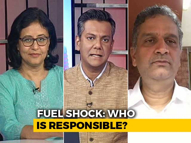 Video : Petrol, Diesel On A High: Why Does India Export Cheaper Fuel?
