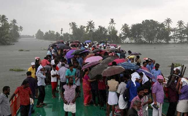 Central Team To Visit Kerala For 5 Days To Assess Flood Damage