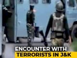 Video : Gunfight Breaks Out Between Security Forces And Terrorists In Shopian