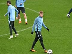 Manchester City Star Kevin de Bruyne To Miss Three Months With Knee Injury