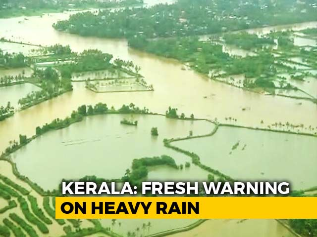 Video : Kerala Rain: Number Of Dead Rises To 39, Rainfall To Increase Again