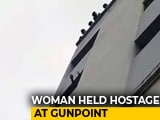 Video : Woman Held Hostage At Gunpoint At Bhopal Home, Stalker Waves Victory Sign