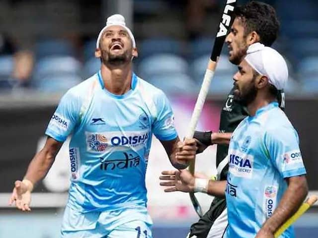 INDvARG, HCT2018: India vs Argentina match in Champions trophy