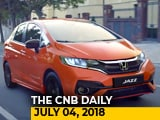 Video : Honda Jazz Facelift, Volvo XC40 Launched, Volkswagen T-Cross Teased