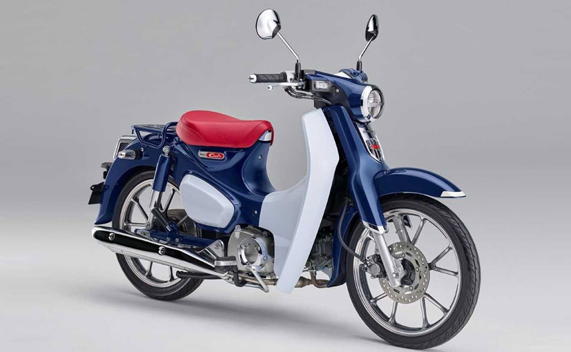 Honda Super Cub 125 will be introduced in Europe later this year