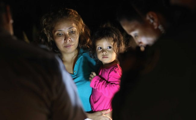 Crying Girl On Time Cover Not Separated From Her Mother, Father Says