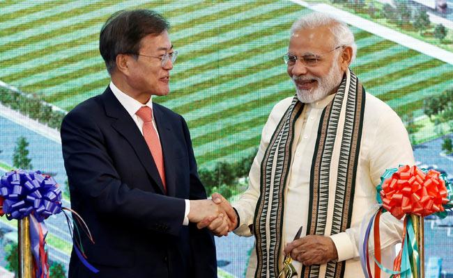 PM Modi Talks To South Korean President On Partnership In Post-Covid World
