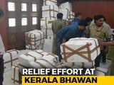 Video : From Delhi's Kerala Bhawan, Students List Essentials For Flood Survivors