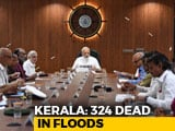 Video : PM Surveys Flood-Battered Kerala; 324 Dead, 3 Lakh Displaced