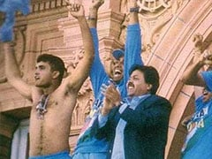 VVS Laxman Tried To Stop Him From Taking Off Shirt At Lord's, Recalls Sourav Ganguly