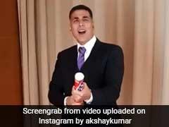 अक्षय कुमार ने अपने फैन्स को दिया सरप्राइज, Video शेयर करके दिया ये मैसेज