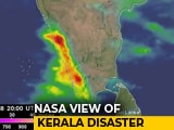 Video : NASA Satellite Video Of Heavy Rain That Devastated Kerala