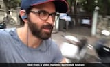 Twitter Schools Hrithik For Breaking Traffic Rules In Fitness Challenge