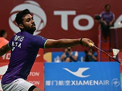 Thomas And Uber Cup: Prannoy Loses As India Outclassed 0-5 By China
