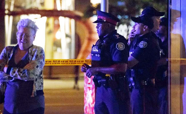 Gunman Kills 2, Injures 13 In Toronto Shooting Rampage