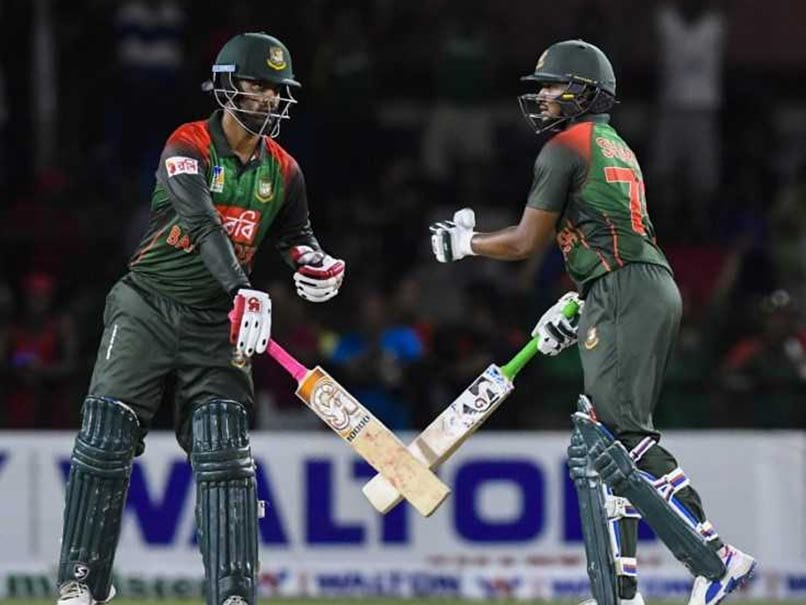 Bangladesh Level T20I Series With 12-Run Win Over West Indies