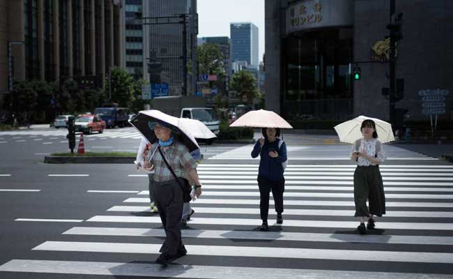Record Heat Broils Japan. Beware Of