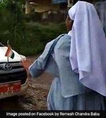 On Camera, Nun Blocks Kerala Minister's Car. She Had A Jumbo Complaint