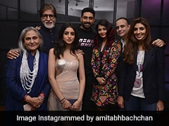 Amitabh Bachchan's Daughter Shweta Launches Her New Label, Gets Heartfelt Message From Father